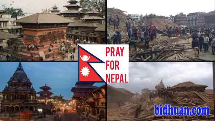 nepal gempa