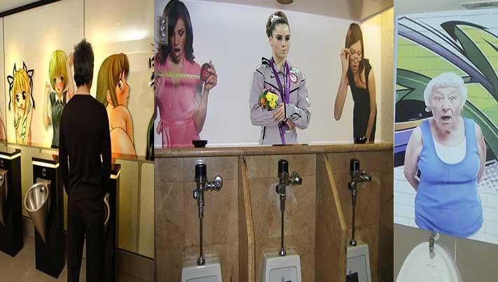 foto wanita toilet