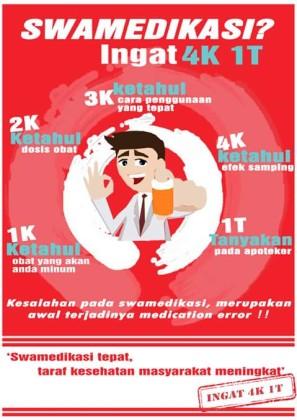 Poster Swamedikasi Apoteker
