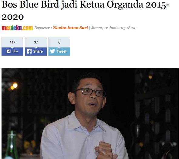 bos blue bird