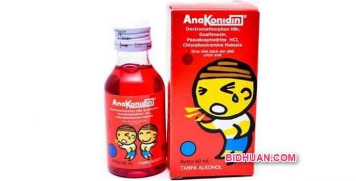 Obat Anakonidin: Obat Batuk Sirup Tanpa Alkohol yang Bagus ...