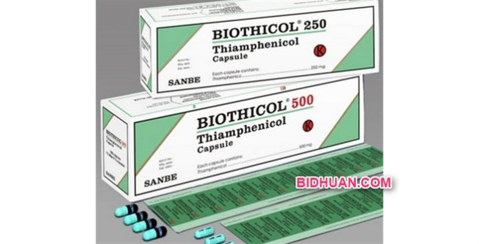 Obat Biothicol (Thiamphenicol) Kegunaan, Dosis, Efek Samping, dan Harga Lengkap