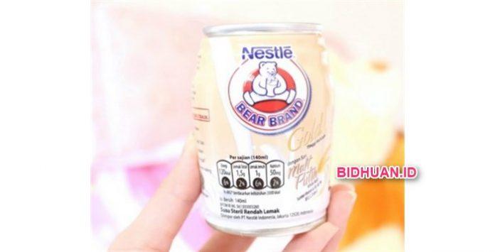 15 Manfaat Susu Beruang Untuk Kesehatan