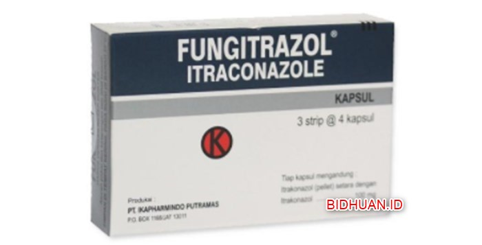 Obat Panu Tablet Fungitrazol untuk Menghilangkan Panu yang Membandel