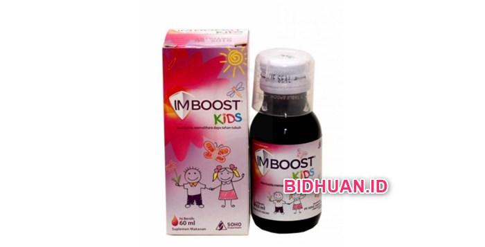 Manfaat Imboost Kid Syrup Untuk Tubuh Anak