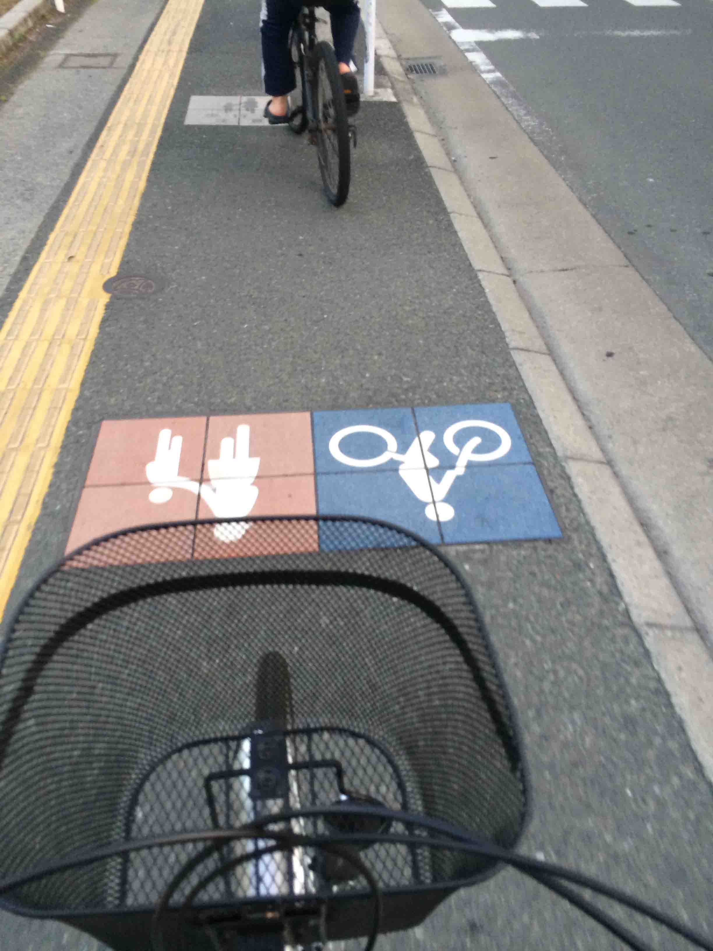bersepeda di jepang