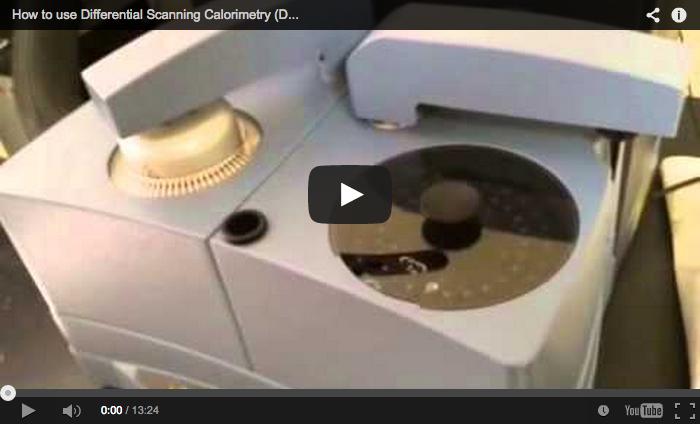 Cara Mengoperasikan Differential Scanning Calorimetry (DSC)