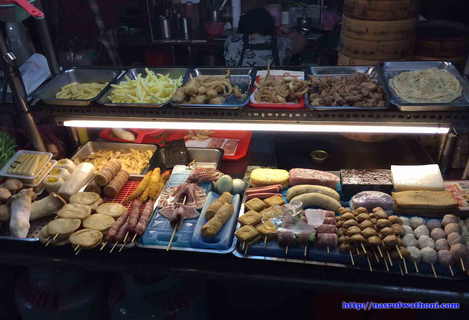 delicious food in taiwan