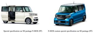 Honda N-BOX jepang