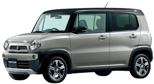 Hustler Suzuki