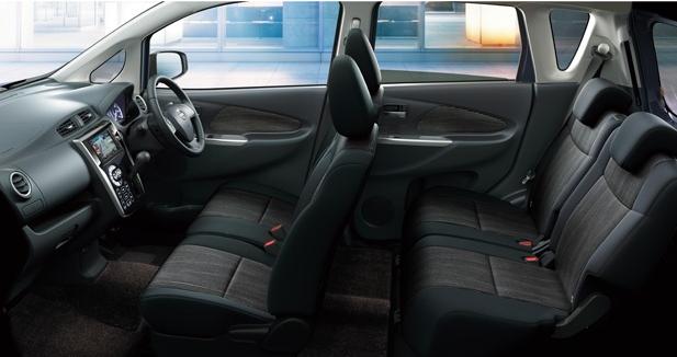 Nissan: Days [DAYZ] interior