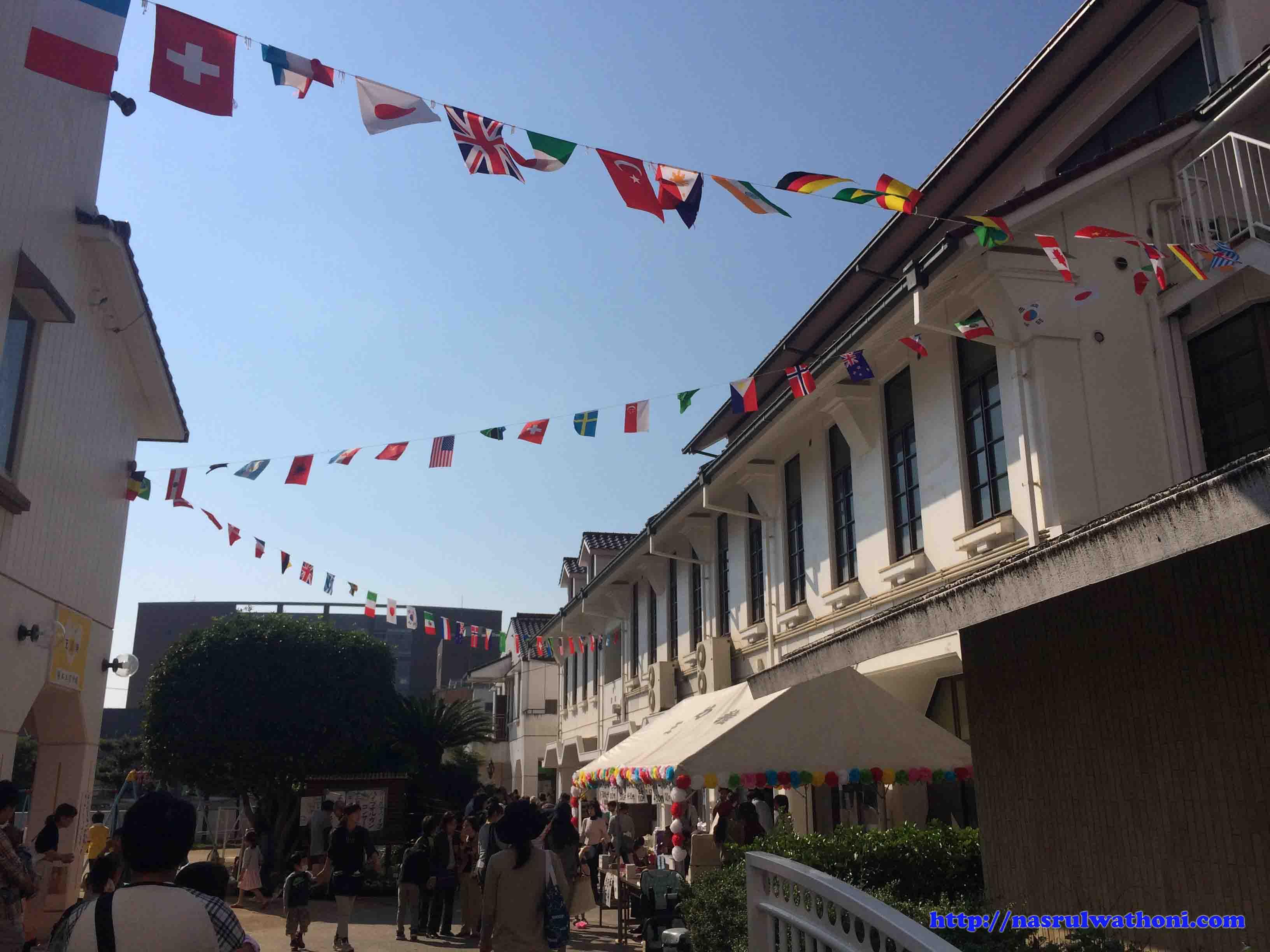pasar kaget di jepang