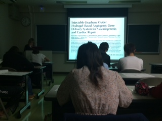 Suasana Presentasi di Jepang