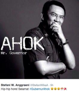 meme ahok jadi gubernur