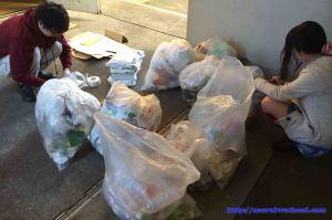 cara buang sampah di kampus jepang