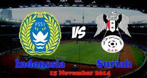 indonesia vs suriah