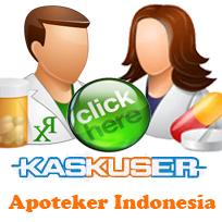kaskuser apoteker indonesia