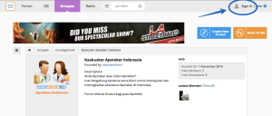 log in kaskusker apoteker indonesia