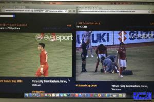 live streaming aff 2014