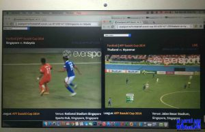 live streaming aff