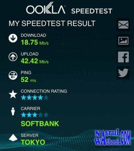 speed tester jepang