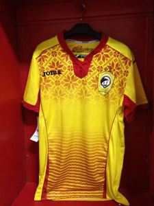 Kostum sriwijaya FC musim 2015