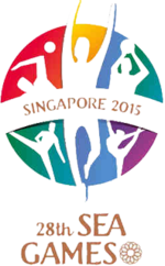 logo sea games 2015