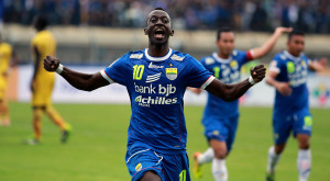 Persib vs  Sriwijaya FC 1-0