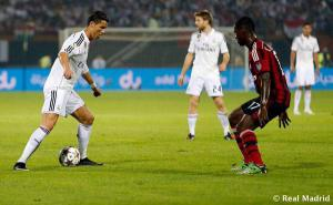 ac milan vs real madrid dubai