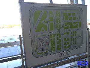 tempat ujian sim di jepang layaknya bandara