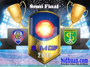 sem final scm cup arema vs persebaya