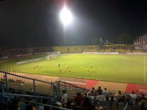 Jeda Babak Pertama Semen Padang (0) vs (0) Persiba Balikpapan