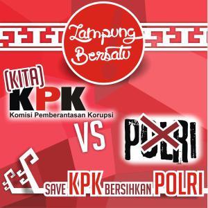 @KOINunila Yuk bantu dukung @KPK_RI dengan menyebarluaskan foto ini dan menambahkan #SaveKPK