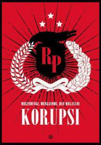 ACAB #saveKPK | poster by @komunalstensil