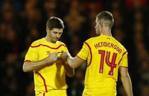 Henderson ganti Gerrard