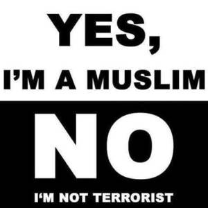 islam bukan teroris