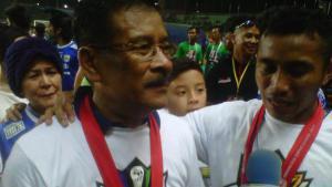 persib juara piala walikota padang