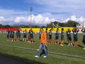 Borneo FC line up persib