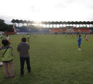 VErifikasi stadion segiri