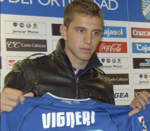 Nicolas Vigner persib