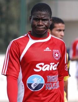 profil Yacouba Diarra
