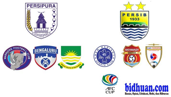 afc cup 2015 klasemen