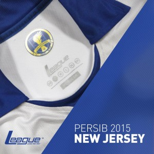 @league_world Logo piala LI 94-95 di area leher belakang sebagai pembeda #CommemorativeJersey authentic dengan replica #PersibJuara