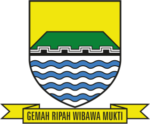 lambang kota bandung