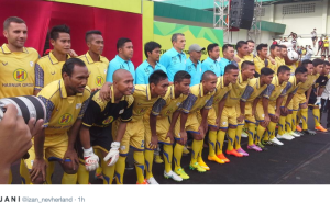 launching barito putera isl 2015