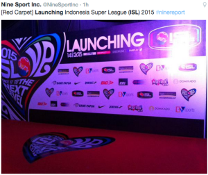 launching isl 2015