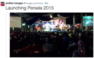 launching persela 2015