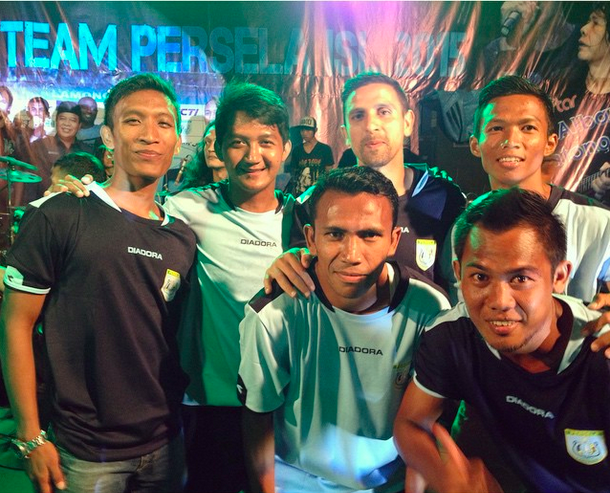 launching persela 2015