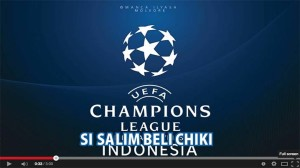 lirik liga champion indonesia