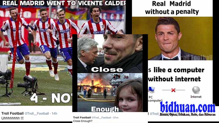 meme real madrid